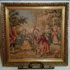 Authenticated French Tapestry c.1890